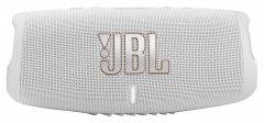 Акустическая система JBL Charge 5 White (JBLCHARGE5WHT)