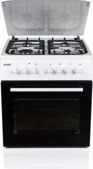 Комбинированная плита KLASS T 6408 E2 White