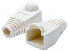 Колпачок для коннекторов Voltronic White, 100 шт/уп (02332)