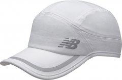 Бейсболка New Balance Impact Running Cap MH934309WS One size Белая (194389314947)