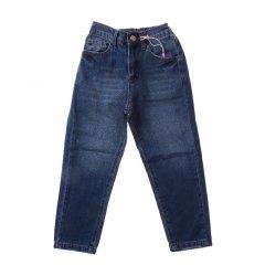 Штани джинсові для дівчинки BREEZE 14866 164 см блакитний (475761)