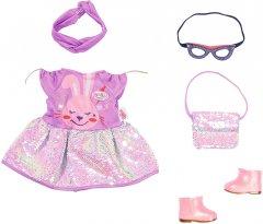 Набор одежды для куклы Baby Born День Рождения Делюкс (830796)