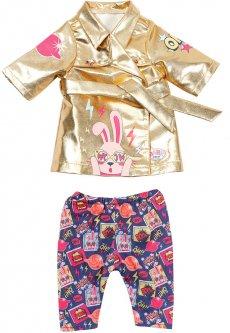Набор одежды для куклы Baby Born Праздничное пальто (830802)
