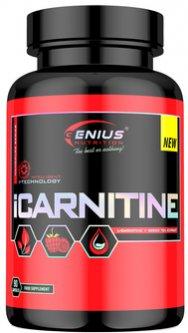 Жиросжигатель Genius Nutrition iCarnitine 90 капсул (5478349056258)