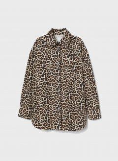 Куртка H&M 9388042dm XS Леопардова (PS2030000067749)