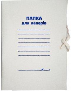 Набор папок картонных на завязках клееный клапан Buromax A4 50 шт (BM.3359)