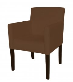 Кресло Rondi Амбер Светло-коричневое (1410198402)