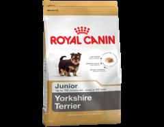 Корм RoyalCanin Yorkshire Junior для щенков породы йоркширский терьер в возрасте до 10 месяцев 500г (39720051)