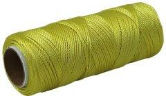 Нитка Радосвіт капроновая желтая, 187 текс х1х2, 125 м / патрон (4820172933250)