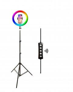 Набор блогера XoKo BS-600 RGB LED 26 см (BS-600)