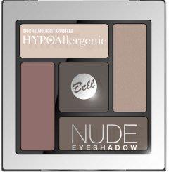 Тени для векатласно-кремовые Bell HypoAllergenic Nude Eyeshadow№01 Neutral Cool 5 г (5902082513803)