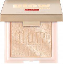 Хайлайтер Pupa Glow Obsesssion Compact Highlighter №100 Light Gold 6 г (8011607340378)