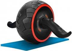 Колесо для пресса PowerPlay 4326 с возвратным механизмом Черно-красное (PP_4326_Black/Red)