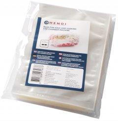 Пакеты для вакуумной упаковки и sous-vide Hendi 150x200 мм, 100 шт (8711369971369)