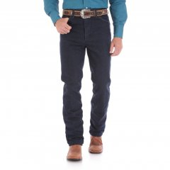 Джинси Wrangler Cowboy Cut Slim Fit Silver Edition – Dark Denim W30 L32 (933sedd)