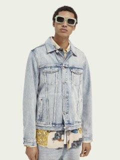 Джинсовая куртка Scotch&Soda 159564-58946 XL (8719029429229)