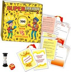 Настольная игра Майстер Super Erudite Viktorina 2 (МКК0607)
