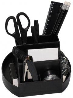 Настольный набор Norma 15 предметов Черный (8591662701203)