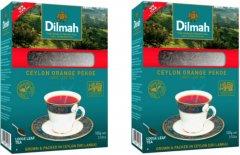 Набор чая Dilmah Крупнолистового 2 шт х 100 г (4820134141983)