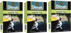Набор чая Dilmah Зеленого 3 шт х 100 г (4820134141969)