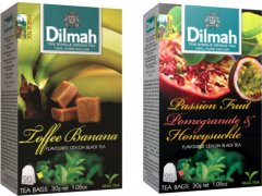 Набор чая Dilmah Фруктовое Ассорти 2 шт х 20 пакетиков (4820134141990)