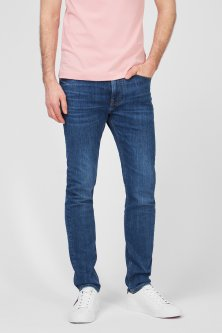 Чоловічі сині джинси CORE SLIM BLEECKER OREGON Tommy Hilfiger 34-32 MW0MW18279