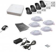 Комплект IP-видеонаблюдения Uniview 4OUT 2MEGA (000014337)