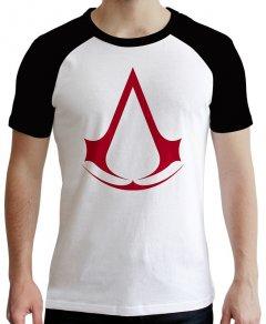 Футболка ABYstyle Assassin's Creed XL Белая (ABYTEX446XL)