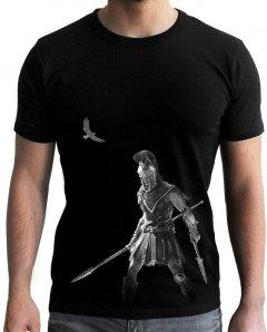 Футболка ABYstyle Assassin's Creed XXL Черная (ABYTEX524XXL)