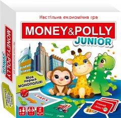 Настольная экономическая игра Мій Успіх+ Money Polly Junior (укр) (4823076000370)