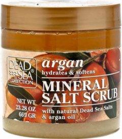Скраб для тела Dead Sea Collection с минералами Мертвого моря и аргановое масло 660 г (830668009028)