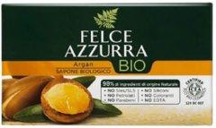 Мыло Felce Azzurra BIO с аргановым маслом 125 г (8001280068300)