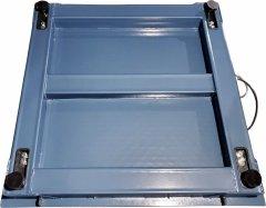 Весы платформенные Зевс ВПЕ-4 Премиум 10x10 до 500 кг (ZEUS500PP10)