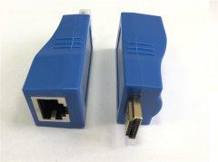 Пасивний подовжувач HDMI сигналу по витій парі Atcom HDMI Ethernet до 30м