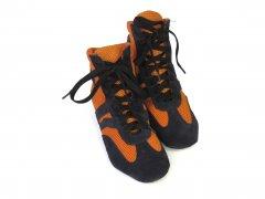Самбетки, борцівки KROK SP 11, 36 розмір,сині з помаранчевим, 11.36
