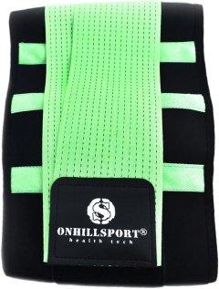 Пояс-корсет для поддержки спины Onhillsport L 80-90 см Светло-зеленый (PK-0503)