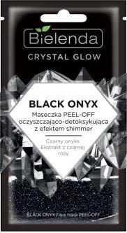Маска для лица Bielenda Crystal Glow Peel-off Детокс 8 г (5902169042363)