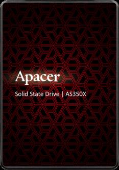 """Apacer AS350X 128GB 2.5"""" SATAIII 3D NAND (AP128GAS350XR-1)"""