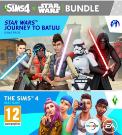 The Sims 4 Star Wars: Путешествие на Батуу. Дополнение для ПК (PC-KEY, русская версия, электронный ключ в конверте)