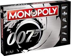 Настольная игра Winning Moves Monopoly James Bond (WM00354-EN1-6) (5036905040327)