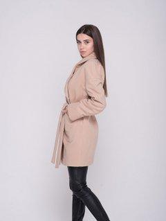 Пальто Santali 4164-3 M Бежевое (7000000088353)