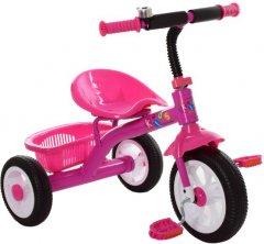 Велосипед детский Profi трехколесный Розовый (M 3252-B pink)