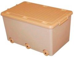 Ящик для игрушек Tega Miss MS-007 Beige (Tega MS-007 beige)