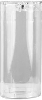 Ножка мебельная Ferro Fiori PL 11001 150 мм нагрузка 1000 кг Прозрачная (VR52022)