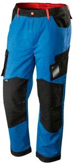 Рабочие брюки Neo Tools HD+ S Синие (81-225-S)