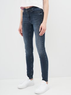 Джинси Calvin Klein Jeans Mid Rise Skinny J20J215429-1BJ 28-32 Denim Dark (8719853606186)