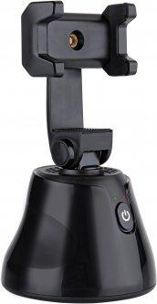 Штатив Apexel Smart Robot Cameraman с датчиком движения 360° Black (APL-SSRCb)