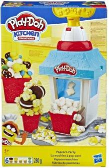 Игровой набор Hasbro Play-Doh Попкорн-Вечеринка (E5110)