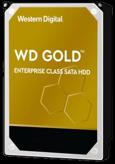 "Жесткий диск Western Digital Gold Enterprise Class 10TB 7200rpm 256MB WD102KRYZ 3.5"" SATA III"