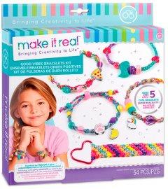 Набор для создания шарм-браслетов Make it Real Волна позитива (MR1316)